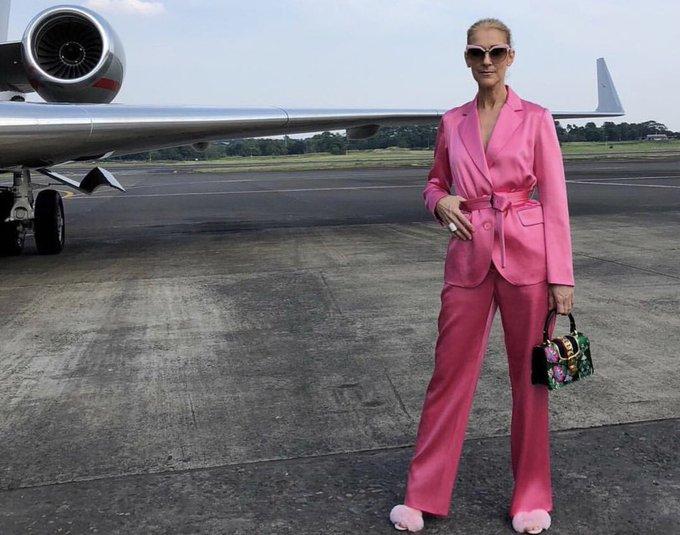 Happy 51st Birthday to the legendary Celine Dion