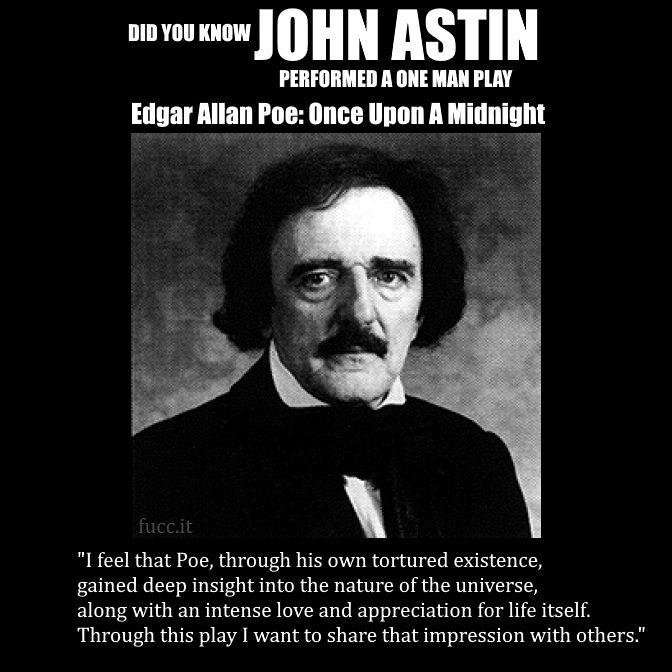 Happy birthday John Astin!