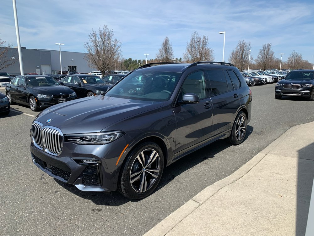 Permalink to 2019 BMW X7 Three-row SUV Officially Revealed
