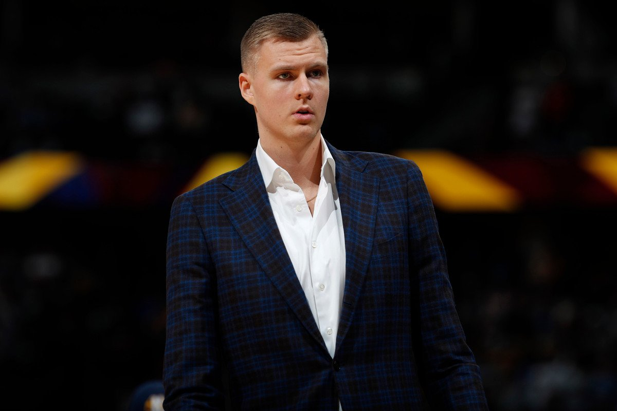 Report: NYPD Looking Into Rape Allegation Against Kristaps Porzingis