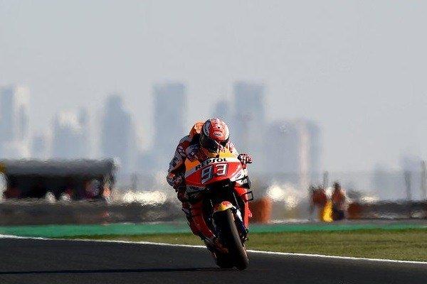 #MotoGP | Márquez busca un nuevo triunfo