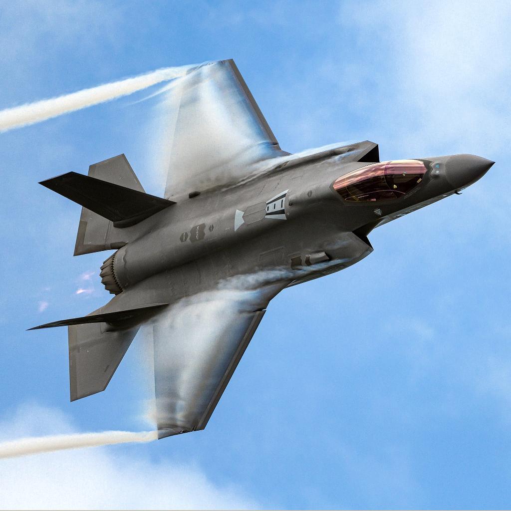 ВПС США провели перше бойове випробування винищувачів-невидимок F-35A в Іраку - Цензор.НЕТ 3713