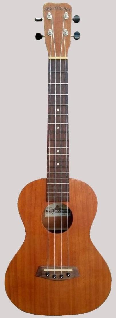 Islander MT4 by Kanile'a tenor at Ukulele Corner