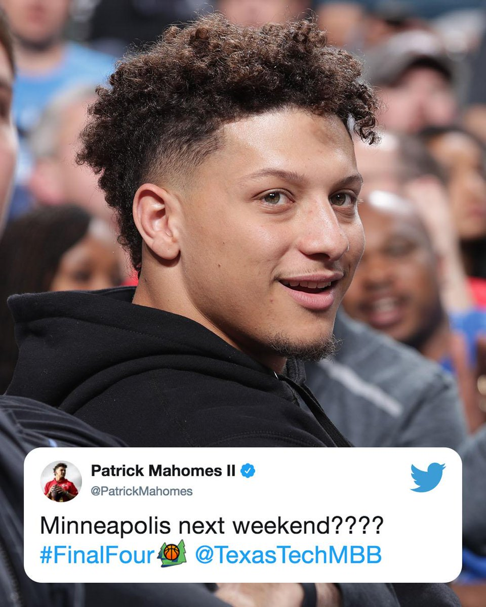 Espn On Twitter Patrickmahomes Is Ready To Punch His