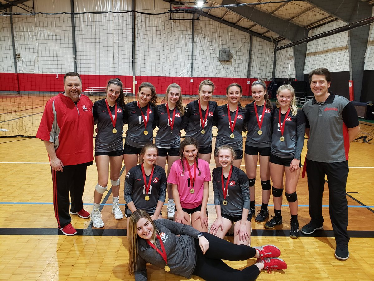 Maverick Volleyball On Twitter 14 Masters Wins Gold At Ignite