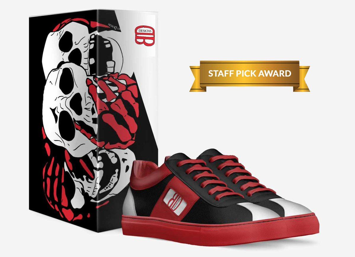 I'm excited to announce that I've teamed up with @ALIVESHOES to create my own original shoes! These shoes have already been awarded the Staff Pick Award & will be available for production after seven pre-orders. Check them out! https://www.aliveshoes.com/bdoyon-designs
