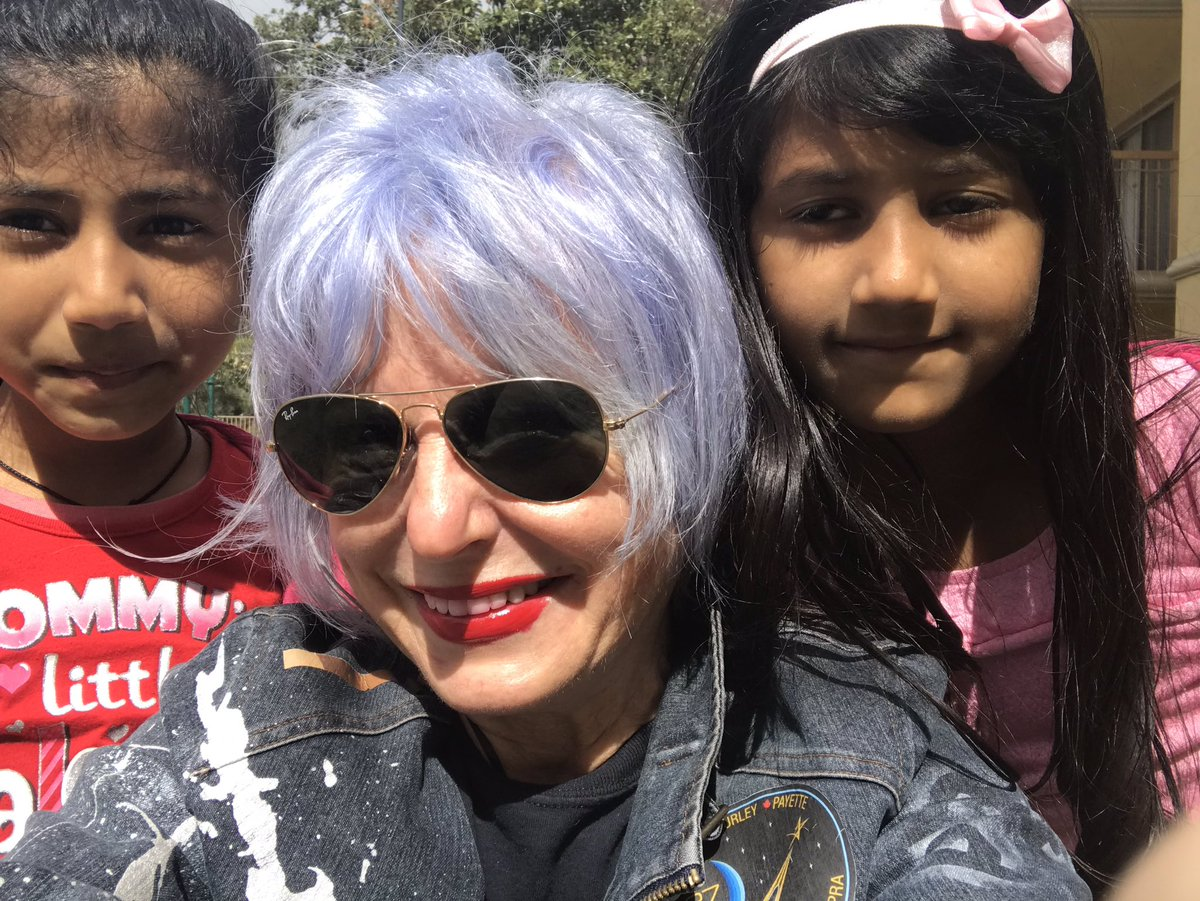 @JohnFromUCLA @STEM_SUSAN @MrSciFi @MonikkaM @KKorinetz Come our way to #lompoc kids and bring your program - they are next to #NASA and #Space X and Vandnberg AFB not few are paying attention to them - last Year Lady Rocket Launched space Art And entrepreneurship program but we have no STEM  congratulations on your quest https://t.co/eXmau2ZiRj