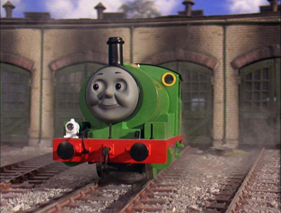 Time for today's AussieThomasLover's unpopular opinion today's unpopular is Linda Ballantyne was better as Percy then 90s Usagi <br>http://pic.twitter.com/tAnHJv6b4p