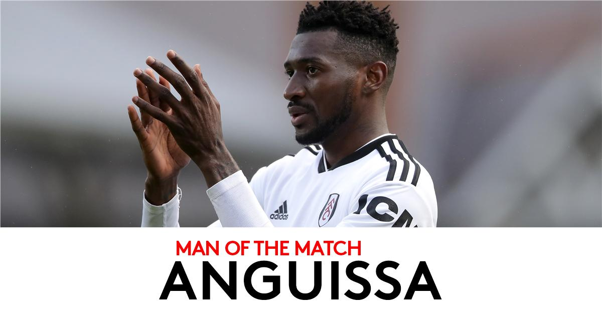 Frank's best game in a #FFC shirt? You lot certainly thought so, with the midfielder scooping almost half of the MOTM votes! 😎  Full story: http://ow.ly/QRw830o6kEB