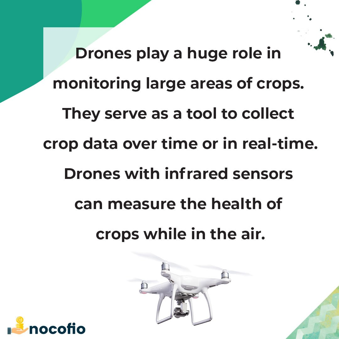 Unmanned Aerial Vehicles (UAVs) - Drones. In Agriculture, drone technology will give the industry a high-technology makeover, with planning and strategy based on real-time data gathering and processing:   #TechTuesdays #AgriTech #ImpactInvestment #FinTech #FinancialInclusion<br>http://pic.twitter.com/o2UWPjpkd3