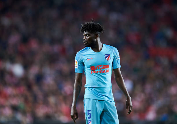 Manchester City manager Pep Guardiola is interested in signing Thomas Partey in the summer as he looks to boost his squad for next season.   Pep has been a big admirer of the Atletico Madrid midfielder, who he likens to former Barcelona and Manchester City player, Yaya Toure. <br>http://pic.twitter.com/kMWxXL9wub