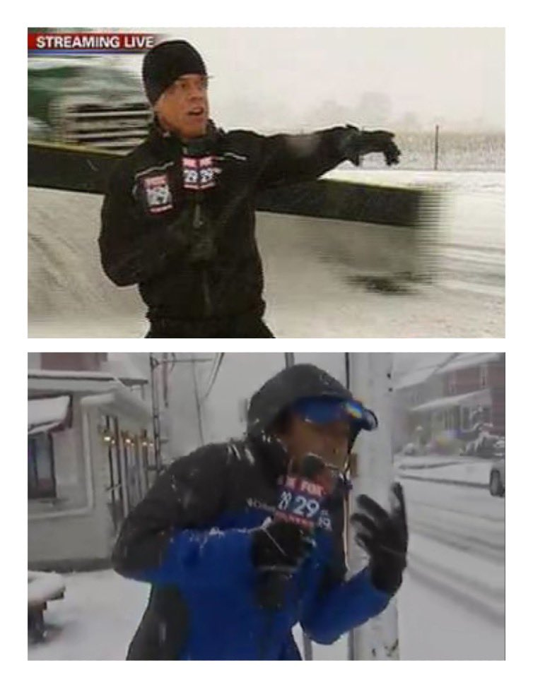 I'm gonna miss Winter &amp; the endless reruns of @KeeleyFox29 &amp; @LaurenDawnFox29 playing in the snow.  @MikeFOX29 @AlexHolleyFOX29 #Fox29GoodDay @FOX29philly<br>http://pic.twitter.com/Eiz9t0NOF0