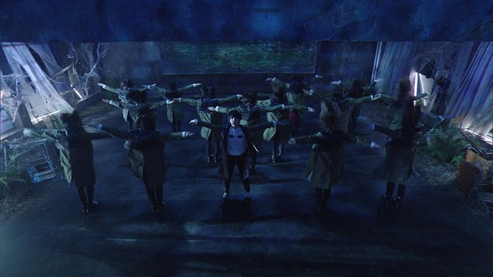 坂道テレビの黒い羊が15人しかいない件