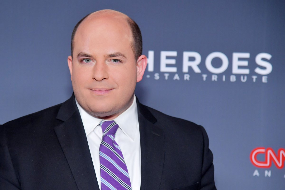 """CNN's @BrianStelter says it's """"vital"""" for regular people to hold newsrooms accountable"""