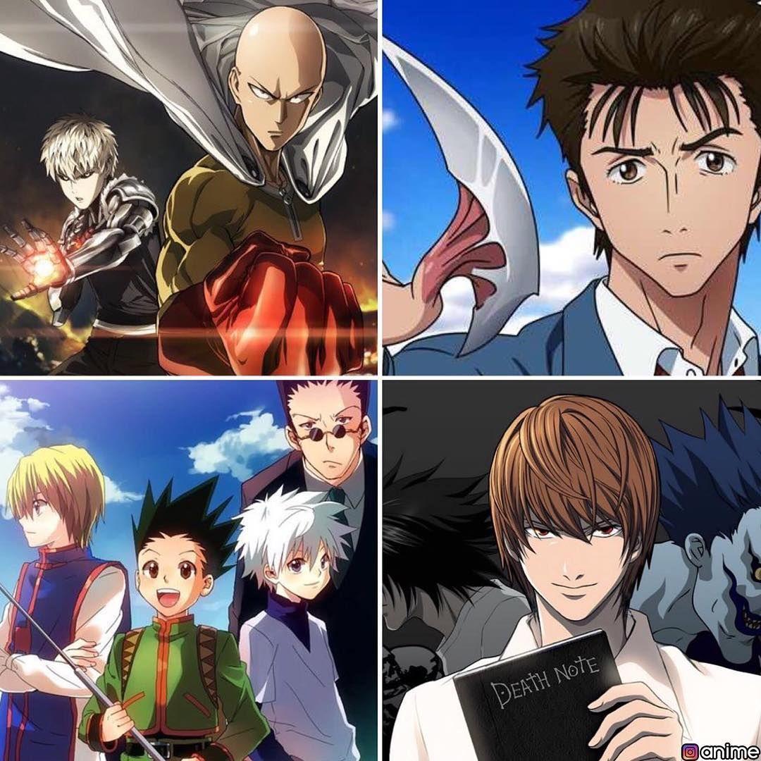 Best madhouse anime! #Anime #AnimeJapan #AnimeMemes #Anime #animeawards #madhouse #onepunchman #HunterXHunter #parasite #DEATHNOTE<br>http://pic.twitter.com/GMAyu97Yek