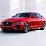 Image for the Tweet beginning: Instinctively eye-catching, the New #Jaguar
