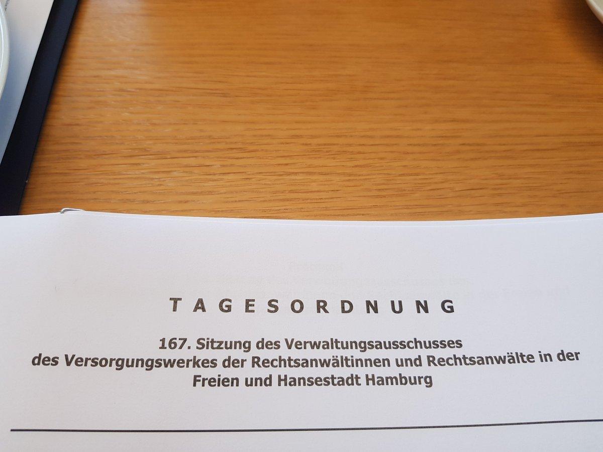 versorgungswerk rechtsanwälte hamburg