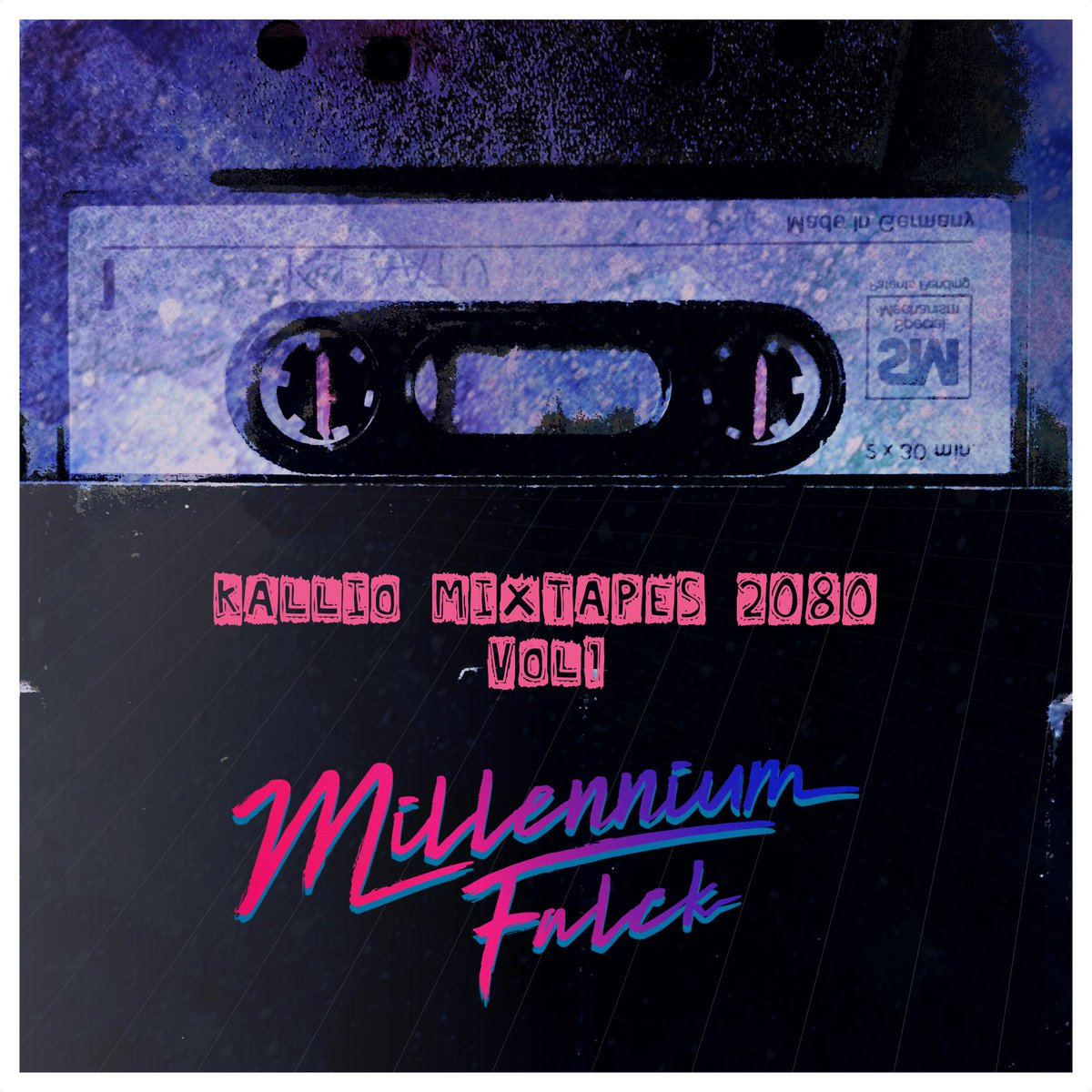 Synthwave Name Generator