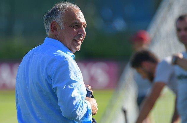 Forzaroma.info's photo on #Monchi