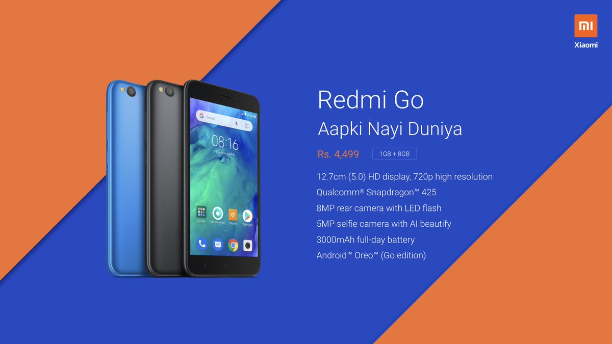 Redmi India for #MiFans on Twitter: