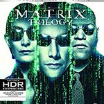 Image for the Tweet beginning: The Matrix Trilogy 4K UHD