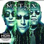 Image for the Tweet beginning: The Matrix Trilogy 4K UHD