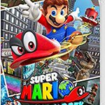 Image for the Tweet beginning: Super Mario Odyssey (Switch) -