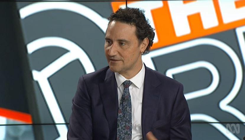 ABC The Drum's photo on Hanson