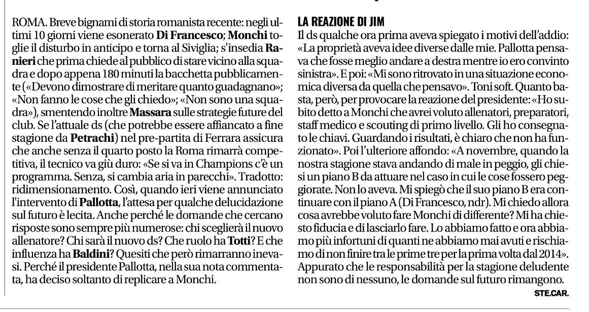 Stefano Carina's photo on #Monchi