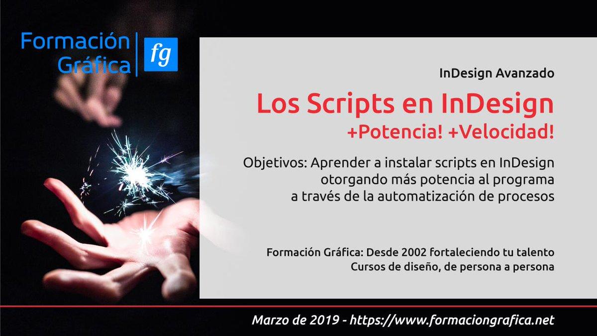 octubredigital Instalación de Scripts en InDesign: Corondeles
