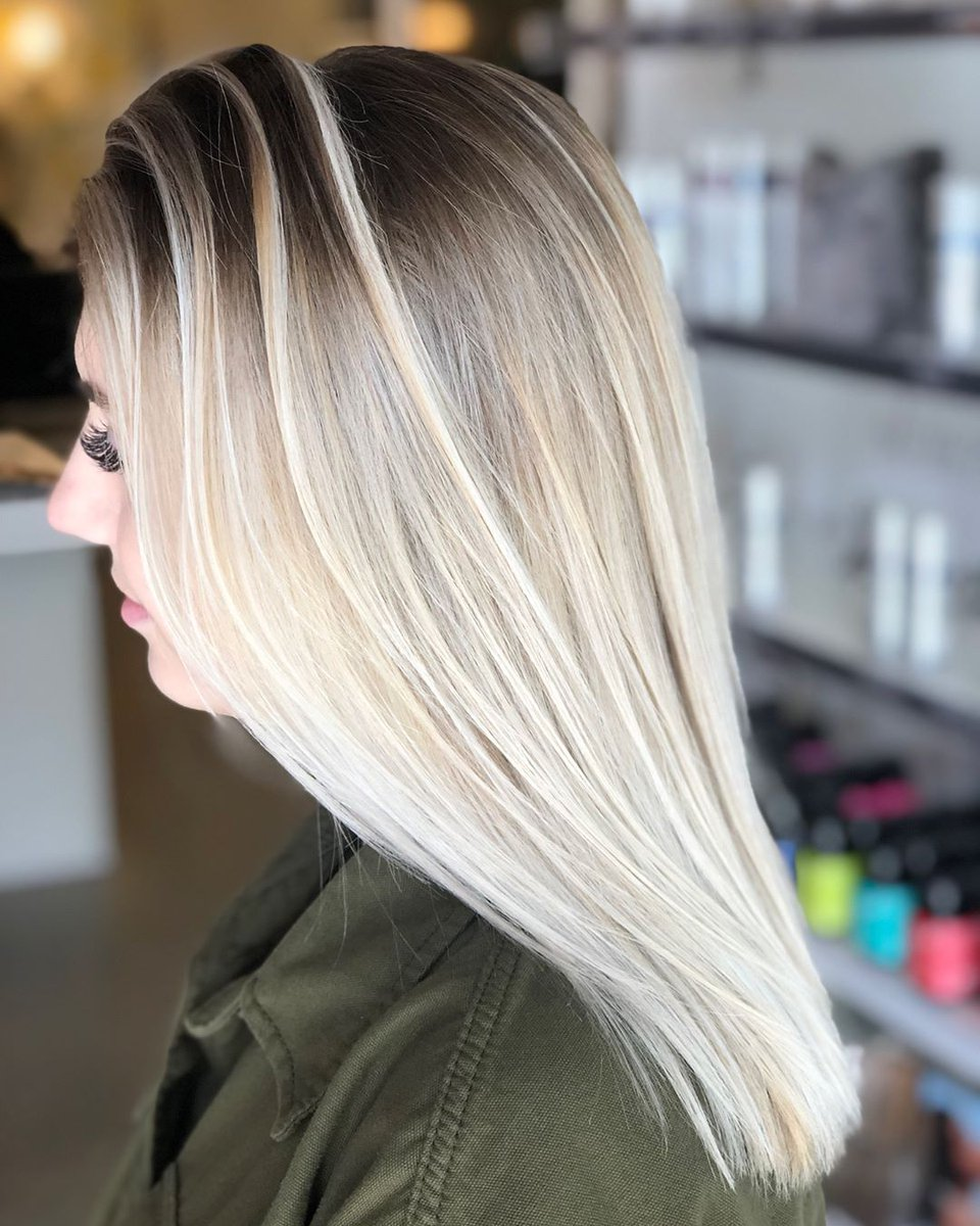Great #haircolor by IG @sierrasstyle https://buff.ly/2WcUgoh #hair #salon :😍 😍 😍