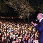 Image for the Tweet beginning: İzmir Büyükşehir Belediye Başkan Adayı