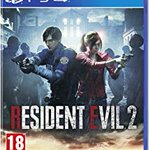 Image for the Tweet beginning: Resident Evil 2 (PS4) -
