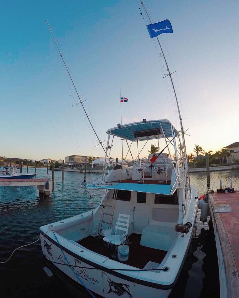 Cap Cana, DR - Marlin Fever went 1-2 on White Marlin.