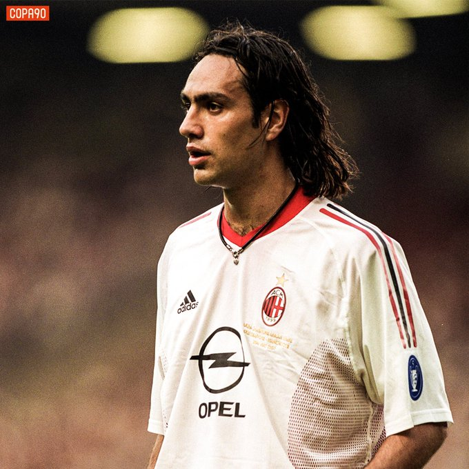 Happy Birthday, Alessandro Nesta!  Best \90s/\00s Serie A defender?