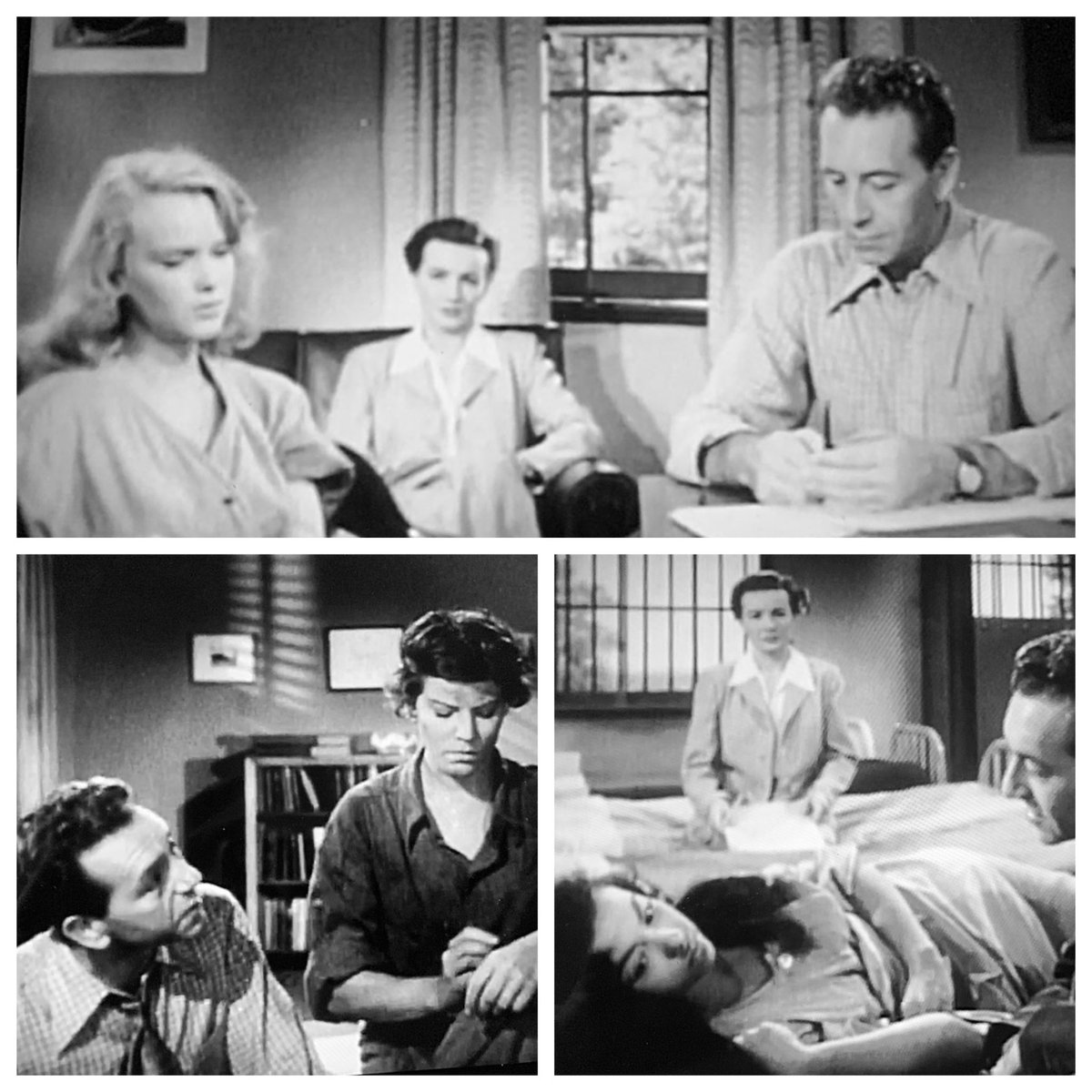 SO YOUNG SO BAD-1949. Three young ladies had very wonderful. long careers after being discovered by #PaulHenreid for this film, #AnneFrancis #AnneJackson ,Rosita Moreno (Rita)..They were terrific in this film. SYSB is up on @PrimeVideo to stream! #RitaMoreno #ClassicFilm<br>http://pic.twitter.com/cGYNGGFWAk