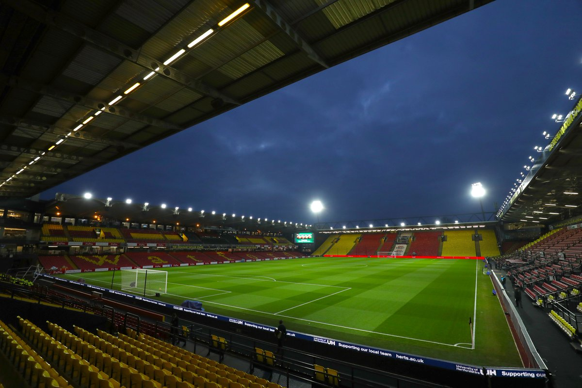 📅 Fixture change 📅  Owing to @WatfordFC's progression in the FA Cup, our upcoming match at Vicarage Road will now take place on Tuesday 2nd April (7.45pm).