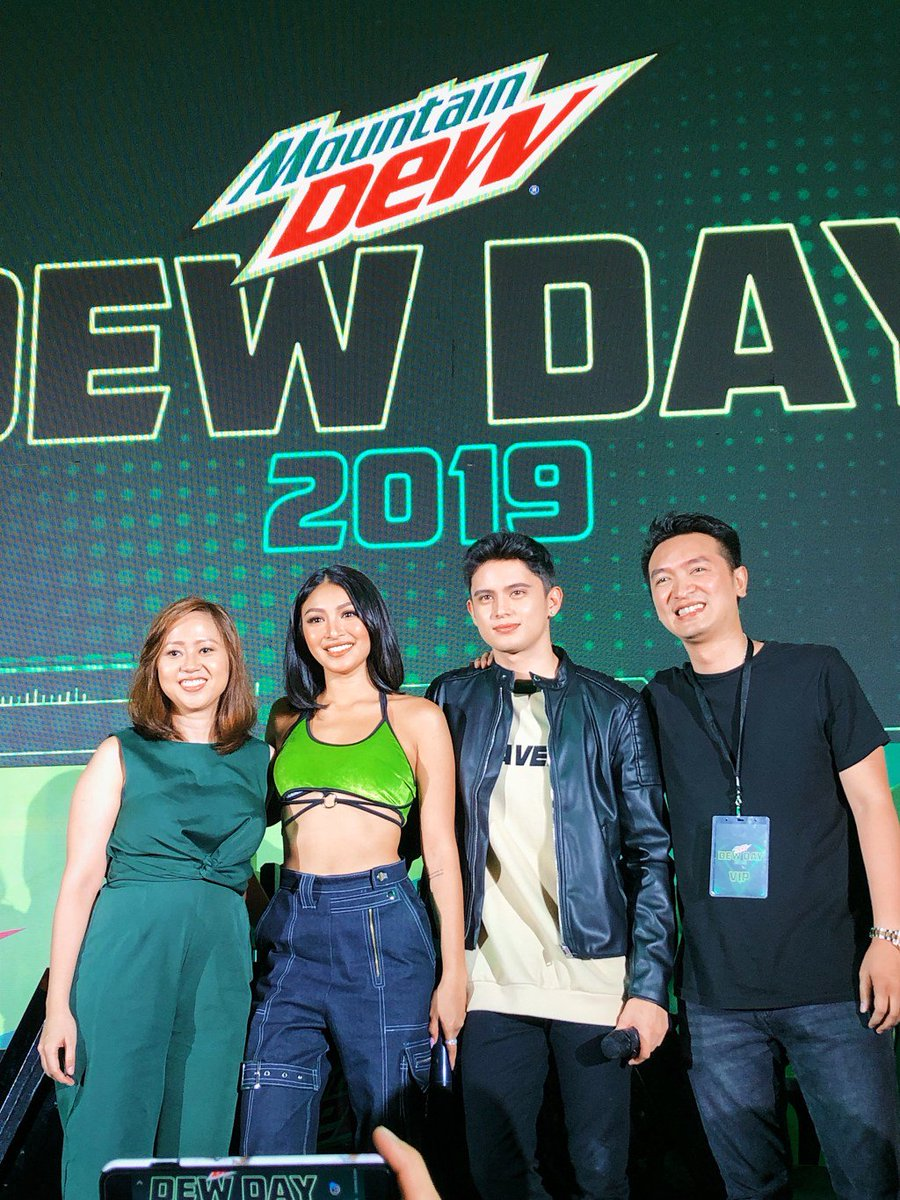 #DewDay with Mountain Dew Ambassadors James Reid and NadineLustre  http:// travelwithbes.com/index.php/2019 /03/19/dewday-with-mountain-dew-ambassadors-james-reid-and-nadine-lustre/ &nbsp; … <br>http://pic.twitter.com/MhC5kYFdCe