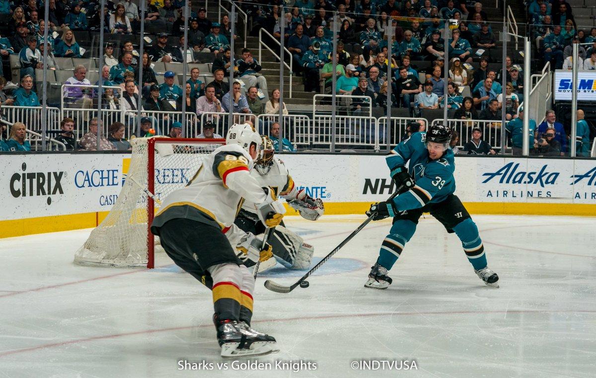Golden Knights beat the .@SanJoseSharks 7-3  http://www. indtvusa.com/golden-knights -beat-the-sharks-7-3/ &nbsp; …  #VGKvsSJS #SJSharks  #VegasBorn  #NHL #SharksForLife#SharksTerritory #SharksFanNetwork #INDTVUSA<br>http://pic.twitter.com/JE3rp3kFVv