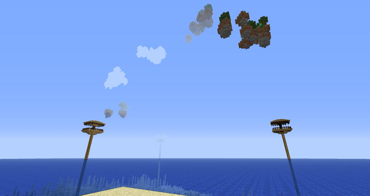 My Minecraft datapack is now both Wind Waker and Skyward Sword lol <br>http://pic.twitter.com/Jyjj44f8H4