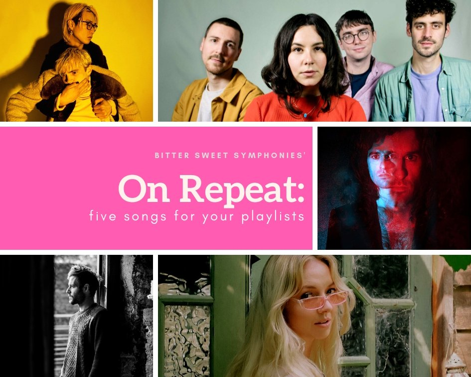 #NewMusicFriday brings a plethora of great new tunes to the table. We&#39;ve pulled together some of our recent faves and added them to our ever-expanding #OnRepeat playlist.   https:// bittersweetsymphonies.co.uk/2019/03/19/on- repeat-five-songs-for-your-playlists-17/ &nbsp; …  <br>http://pic.twitter.com/eoZxRfTHQl