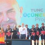 Image for the Tweet beginning: Kadifekale'deki Üçüncü Cemre şenliğimizde 17