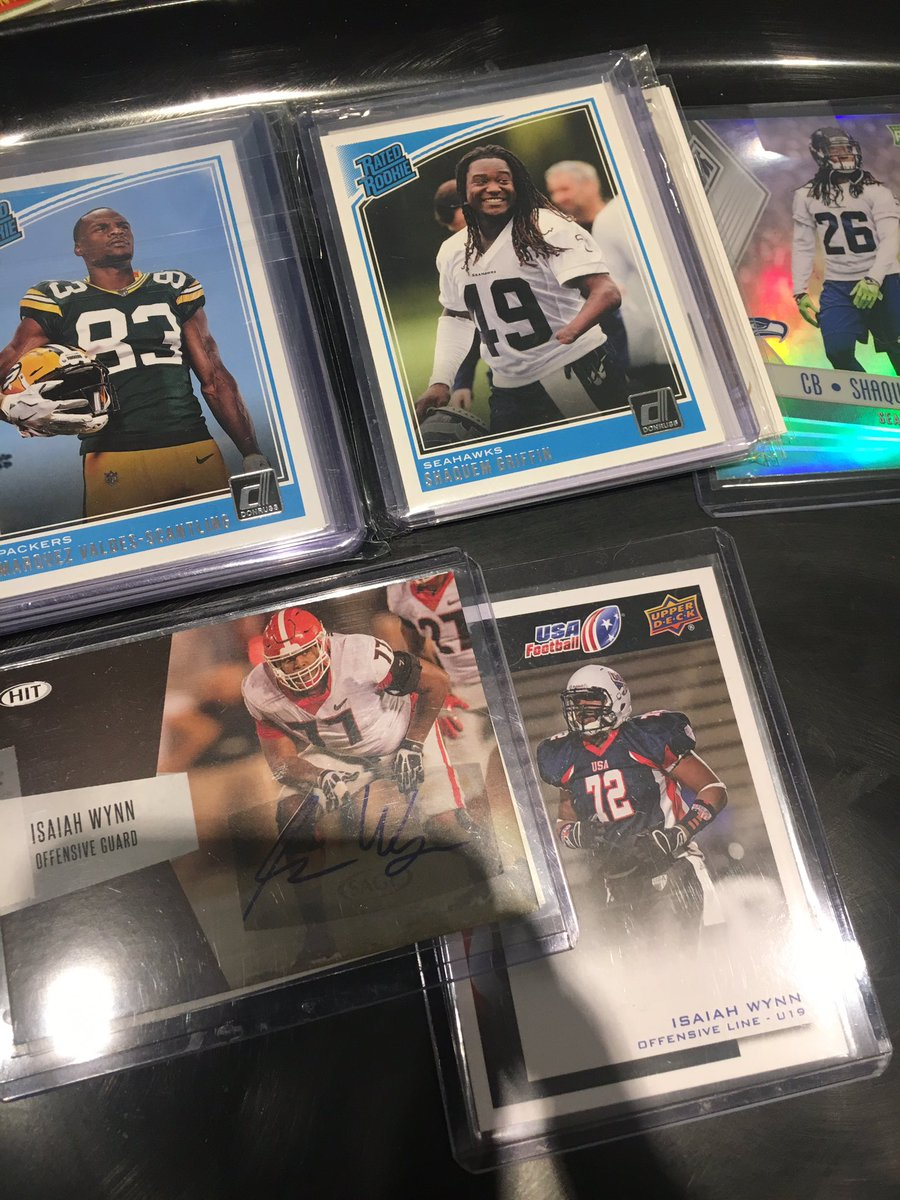 My old lady is sleeping on the couch if we don't find @rodney_adams87 @dantefowler Rookie cards @Shaquemgriffin @ShaquillG @iwynn77 @jimgentile3 #StPetesFinest<br>http://pic.twitter.com/no5zEc4Ul5