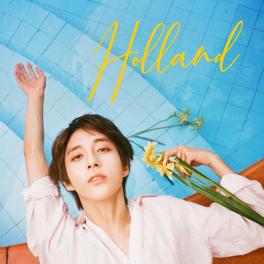 Holland MINI ALBUM [HOLLAND] 1.Nar_C  2.Up   2019.3.31 KST 6PM