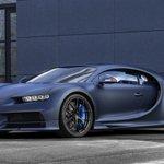 Image for the Tweet beginning: .@Bugatti looking to make elongated