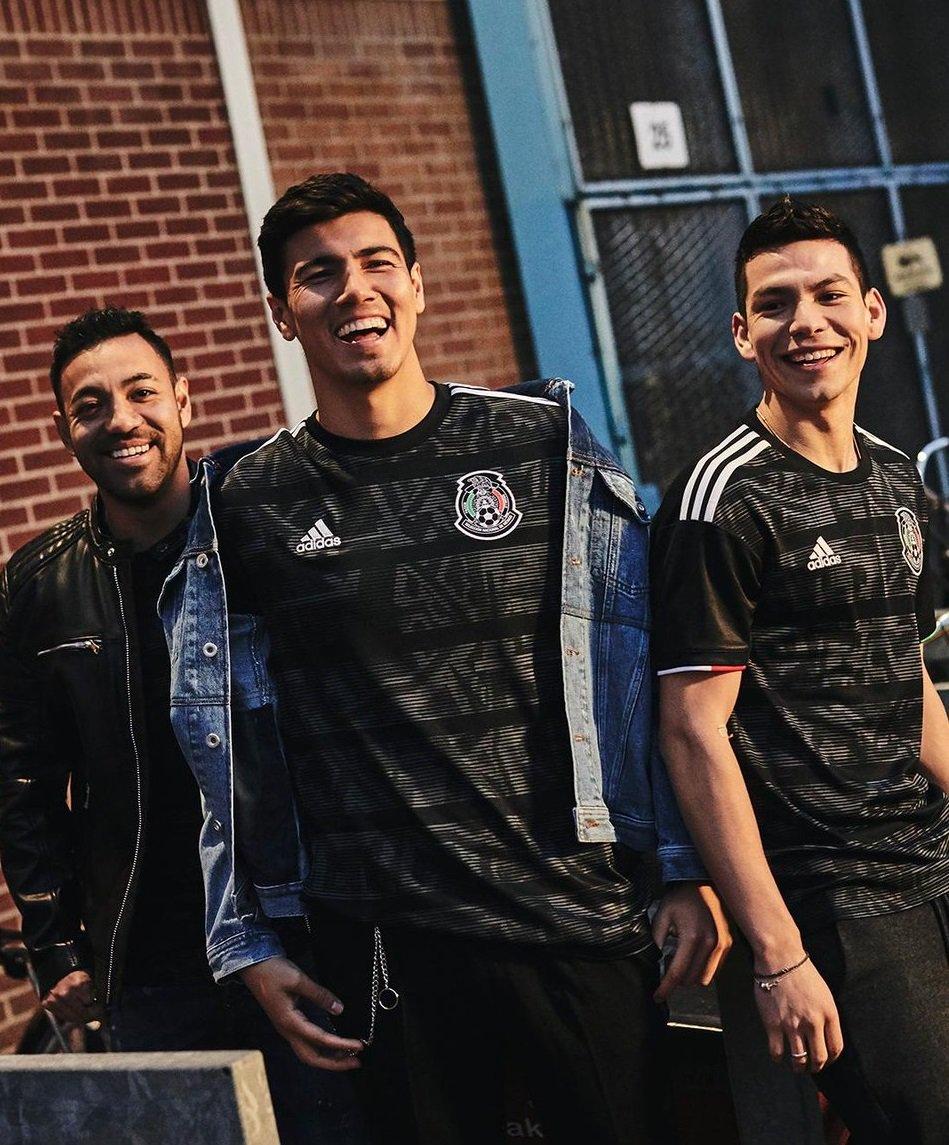 Jersey selección mexicana 2019