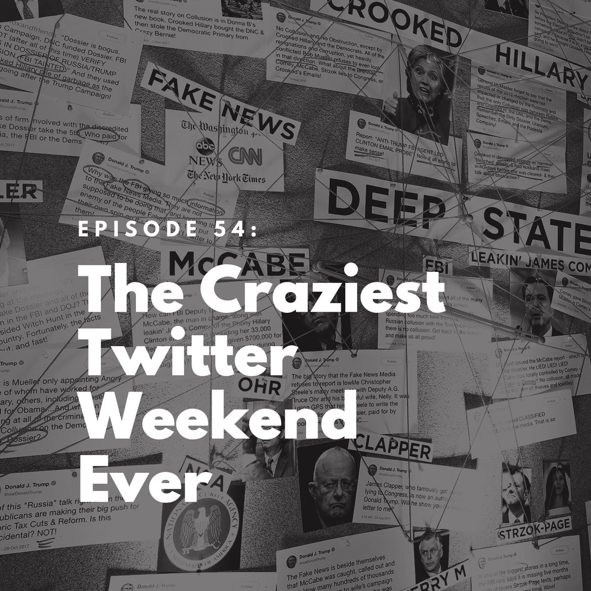 On today's @BulwarkOnline podcast, @BillKristol joins @SykesCharlie to discuss the craziest twitter weekend ever.   https://podcast.thebulwark.com/the-craziest-twitter-weekend-ever…
