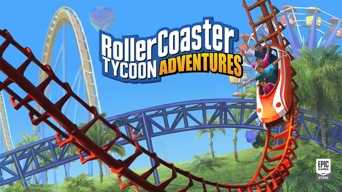 RollerCoaster Tycoon (@OfficialRCT) | Twitter