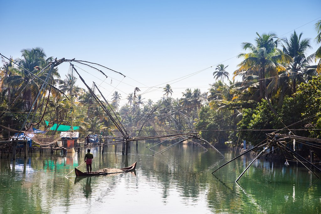 Traditional Fishing Village on the way to Fort Cochi, India.   #indiatravels #Kerala #traveltuesday #slrtravelpics #slrphotography #travelphotography #fishingvillage #indianfishingvillage #traditionalfishing #kerala #indianadventures  #worldtravels #traveltime #lifeofadventure