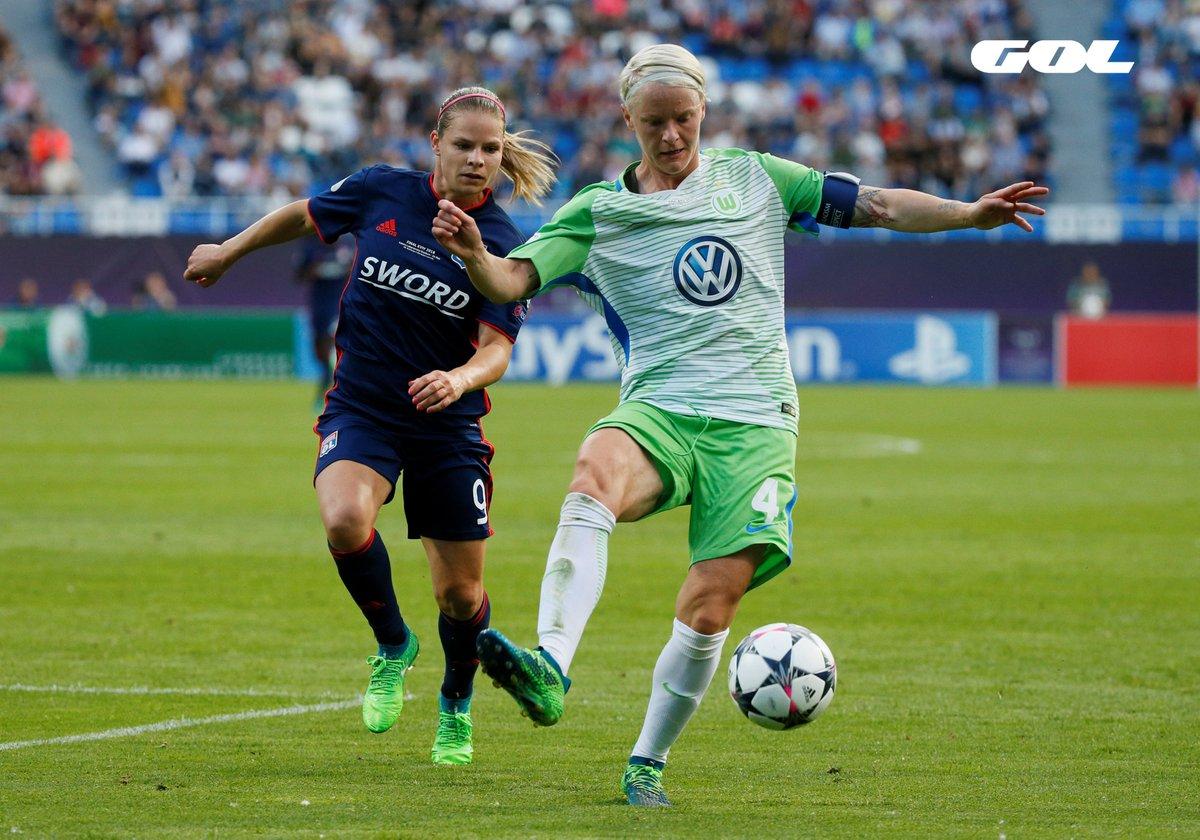 📢 NOTICIA | El duelo por las semis de la Women´s Champions League entre Olympique de Lyon y Wolfsburgo, en directo, en GOL  🗓️ Miércoles 🏆 Ida de Cuartos de Final ⚔️ @OLfeminin 🆚 @VfLWolfsburg_ES  ⏰ 20:45 📺 #UWCLenGol  👉🏼 http://gol.lc/3pdw1